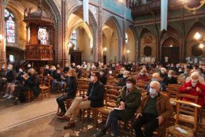 Public masqué 10.10.2020 St Aignan Chartres