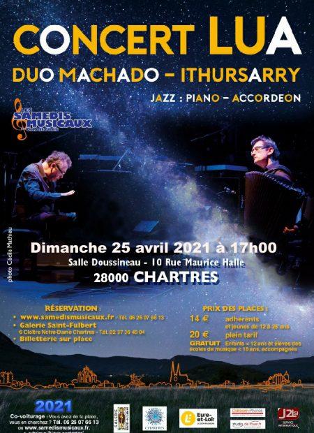 Concert LUA25 04 21
